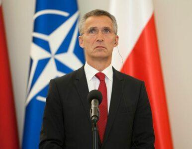 Sekretarz generalny NATO w Polsce. Spotka się m.in. z Dudą
