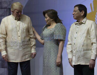 """Prezydent Duterte chory na raka? """"Jeśli to trzecie stadium, nie będę się..."""
