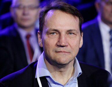 Radosław Sikorski do Krystyny Pawłowicz: Zamknij się, wariatko