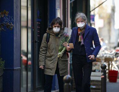 """Koronawirus. Francja przedłuża ograniczenia do 15 kwietnia. """"To dopiero..."""