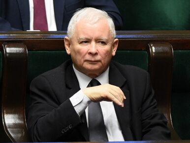 Afera KNF. PiS zapowiada pozew za słowa o Jarosławie Kaczyńskim