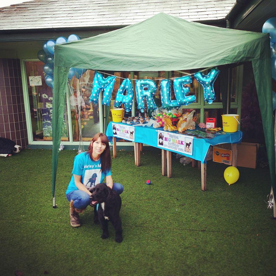 Wyjątkowy dzień Marleya
