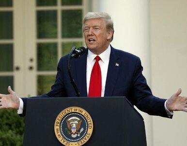"""Donald Trump odniósł się do stanu zdrowia Kim Dzong Una. """"Mam dobre..."""