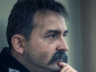 Borys Szyc jako marszałek Piłsudski. Aktor pokazał kulisy planu filmowego