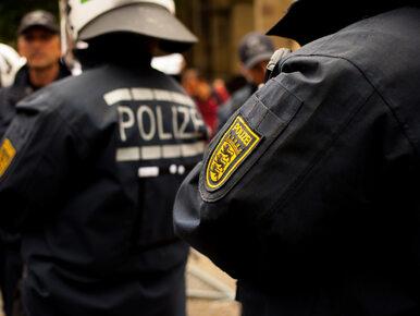Marsz neonazistów w Dortmundzie. Pojawiły się antysemickie hasła, brak...