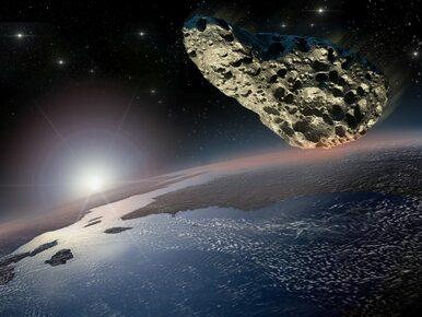 NASA: Niebezpieczna asteroida zmierza w kierunku Ziemi
