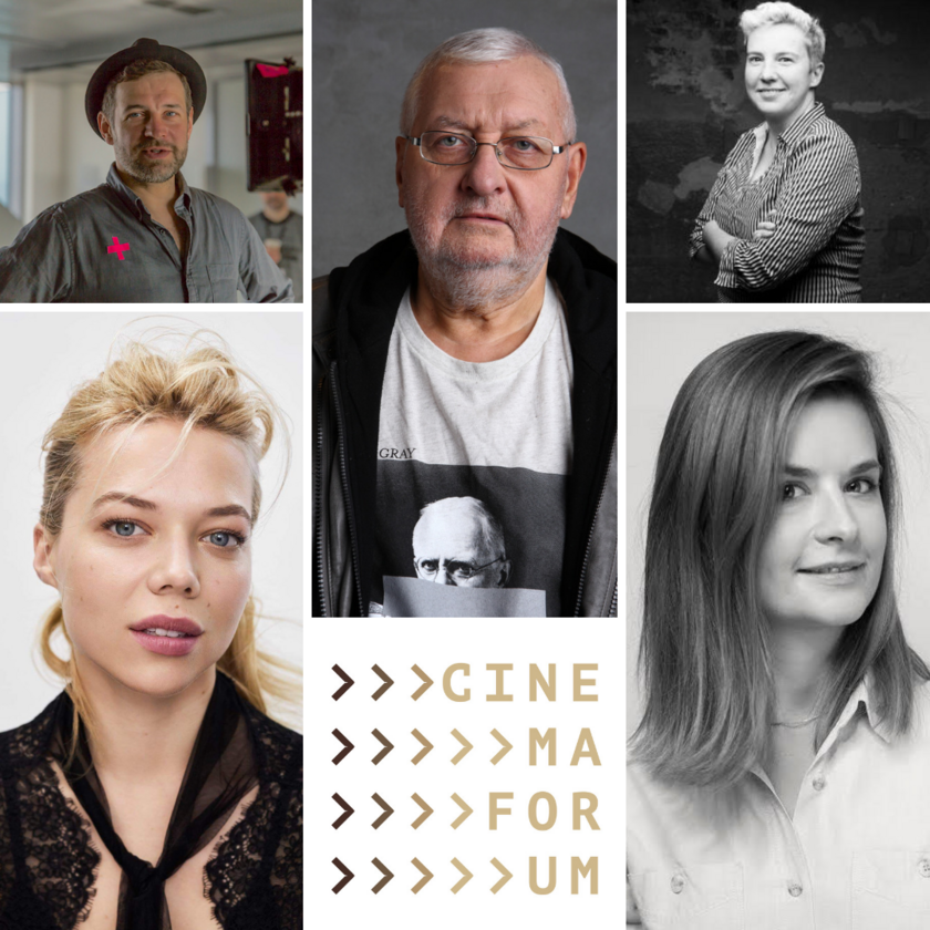 Jury Cinemaforum 2018
