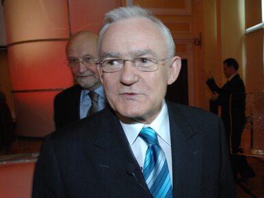 Miller: przypuszczam, że Kaczyński ma przygotowaną linię obrony