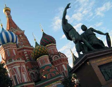 """""""Stalin"""" pobił parasolką """"Lenina"""" w Moskwie. Nie spotkają się w sądzie"""