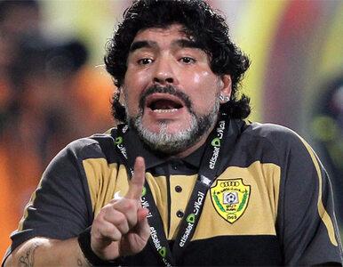 Maradona trafił pod nóż
