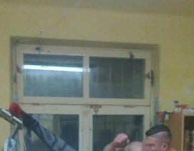 Zdjęcia więźnia z Chełma trafiły na Facebooka. Co na to władze placówki?