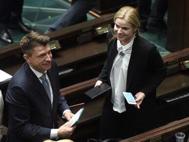 """Petru dla """"Wprost"""" po raz pierwszy o związku ze Schmidt. """"Wyborców..."""