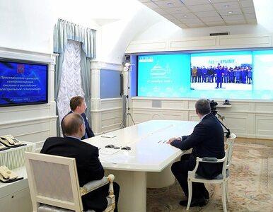 Rosja uruchomiła gazociąg na Krym. Putin zapowiedział kolejne inwestycje...