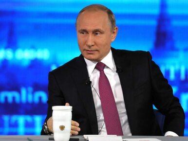 """Putin przerwał milczenie o swojej rodzinie. """"Żyją tu normalnym życiem"""""""
