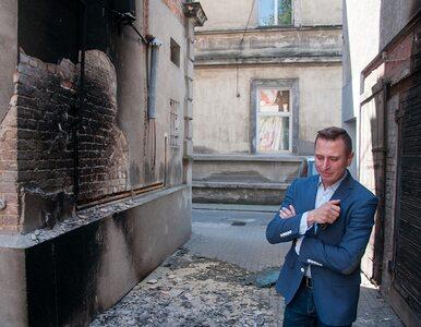 Prokuratura: W kamienicy, w której mieszka Brejza, doszło do podpalenia