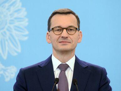 Premier Morawiecki skomentował decyzję TSUE: 80 proc. Polaków chce...