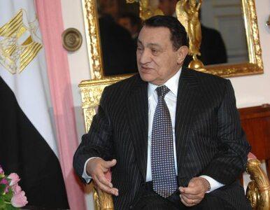 Hosni Mubarak nie żyje? Egipt wciąż nie potwierdził śmierci obalonego...