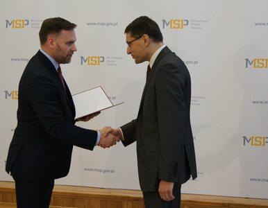 Leszek Bosek został prezesem Prokuratorii Generalnej