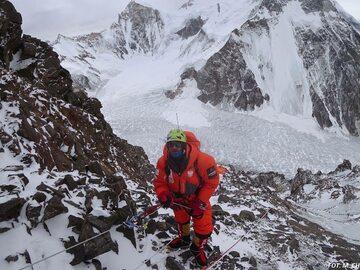 Zimowa wyprawa na K2. Chmielarski i Małek wyruszą na wysokość 7200 metrów