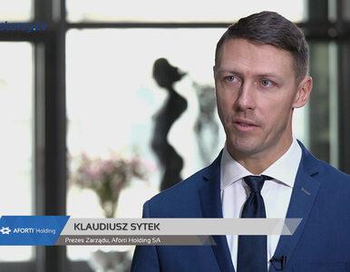 Aforti Holding SA, Klaudiusz Sytek - Prezes Zarządu, #175 ZE SPÓŁEK