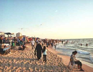 Arabowie pomagają Strefie Gazy