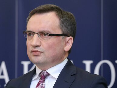 Jest decyzja sejmowej komisji ws. wniosku dotyczącego Zbigniewa Ziobro