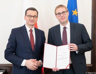 Jan Sarnowski nowym wiceministrem finansów