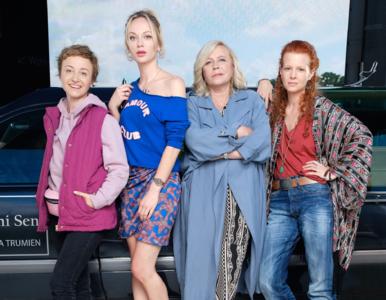 """TVN ogłosił nowy serial """"Królestwo kobiet"""". W obsadzie m.in. Krystyna..."""