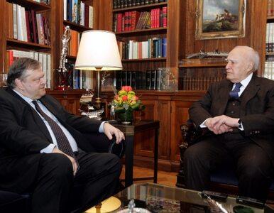 Grecy oszczędzają, więc prezydent też. Głowa państwa rezygnuje z pensji