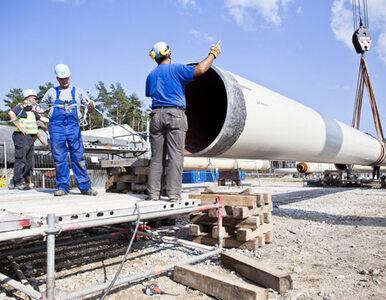 Nord Stream ma już dwie nitki