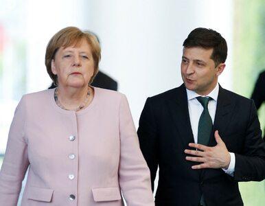 """Angela Merkel dostała drgawek podczas oficjalnej uroczystości. """"Już..."""
