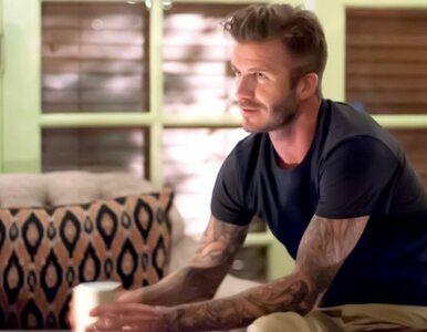David Beckham ma już 40 lat. Zakłada konto na Twiterze