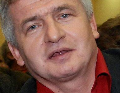 Piotr Ikonowicz wyszedł na wolność