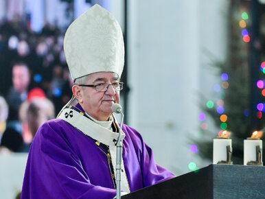 Arcybiskup Sławoj Leszek Głódź przeprasza za swoje słowa. Chodzi o film...