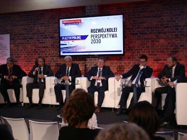 """Debata """"Rozwój kolei – perspektywa 2030"""". CPK zrewolucjonizuje..."""