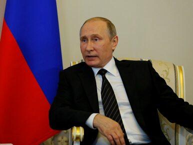 Putin: Prezydent Trump ma dużą wiedzę i potrafi słuchać