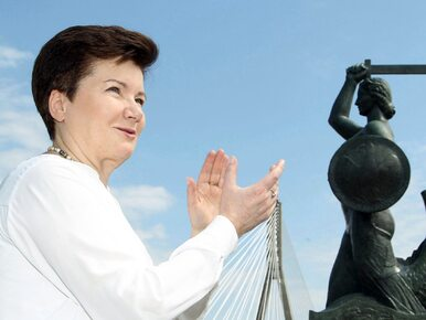 Czarnecki o Gronkiewicz-Waltz: Powinna być jak żona Cezara, a kryje...