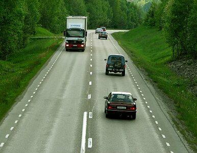 """Białoruś stopuje ciężarówki. """"W lecie nie pojadą. Psują drogi"""""""