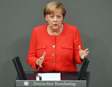 """Merkel wyznała swój """"mały grzech z młodości"""". """"Obawiałam się reakcji..."""