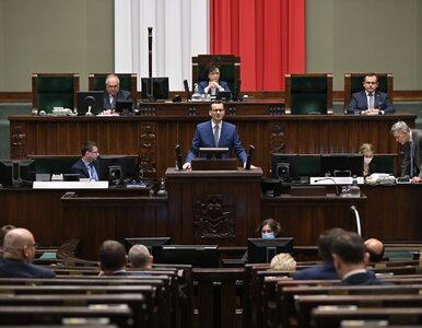 """Komentarze opozycji po wystąpieniu premiera. """"Atak paniki?"""", """"Morawiecki..."""