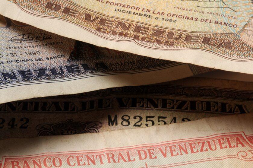 Pieniądze, Wenezuela