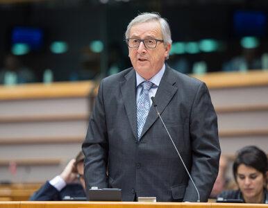 Szef Komisji Europejskiej bez dobrych wiadomości dla Tuska i rządu Szydło