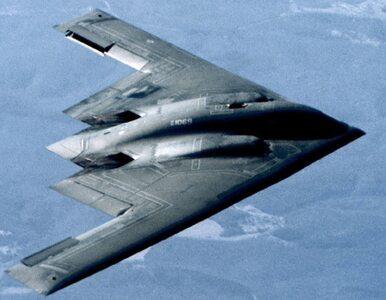 Amerykańskie bombowce B-2 nad Koreą