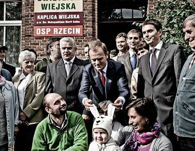 Empatia i obsesja, czyli Tusk rusza w Polskę