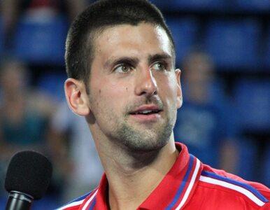 Djokovic odznaczony przez księcia, któremu płaci podatki