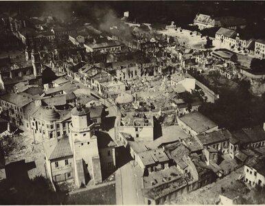 Zbrodnicze bombardowanie Wielunia. II wojna światowa od początku była...