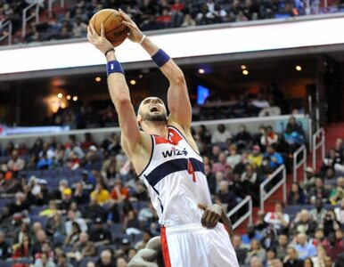 NBA: wygrana Washington Wizards, wielki mecz Gortata