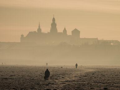 """Gęsty smog nad Polską. """"Ostrzegajcie bliskich i znajomych"""""""
