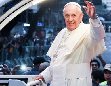 Papież Franciszek wybrał Kraków. Przyjedzie w 2016 roku