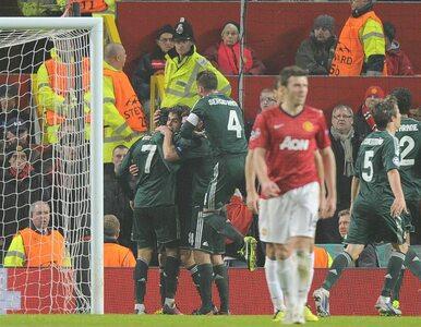 UEFA wszczęła postępowanie przeciw Manchesterowi United